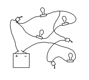 aufgaben zu elektrischen schaltungen schulphysikwiki. Black Bedroom Furniture Sets. Home Design Ideas